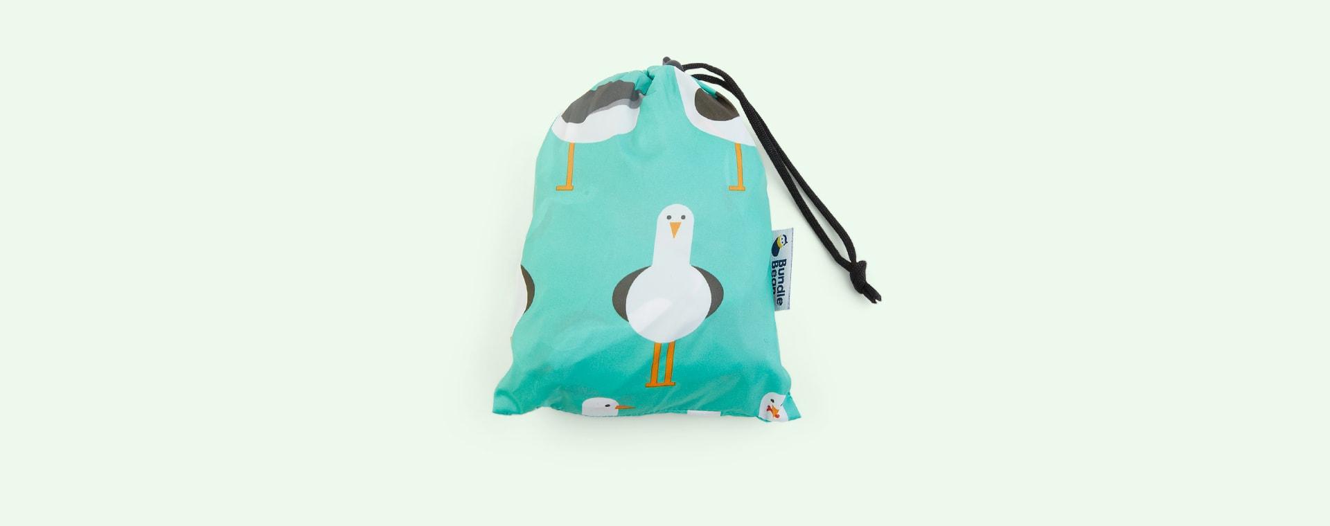 Seagull Bundle Bean Babywearing Raincover