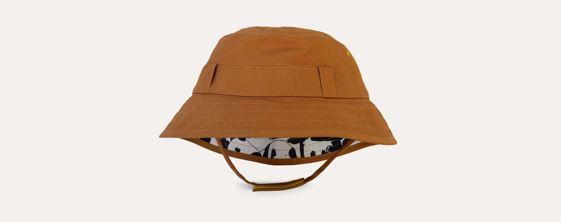Cinnamon Little Hotdog Watson The Adventurer Bucket Hat
