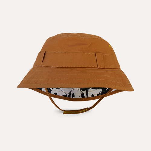Cinnamon Little Hotdog Watson The Adventurer Bucket Hat