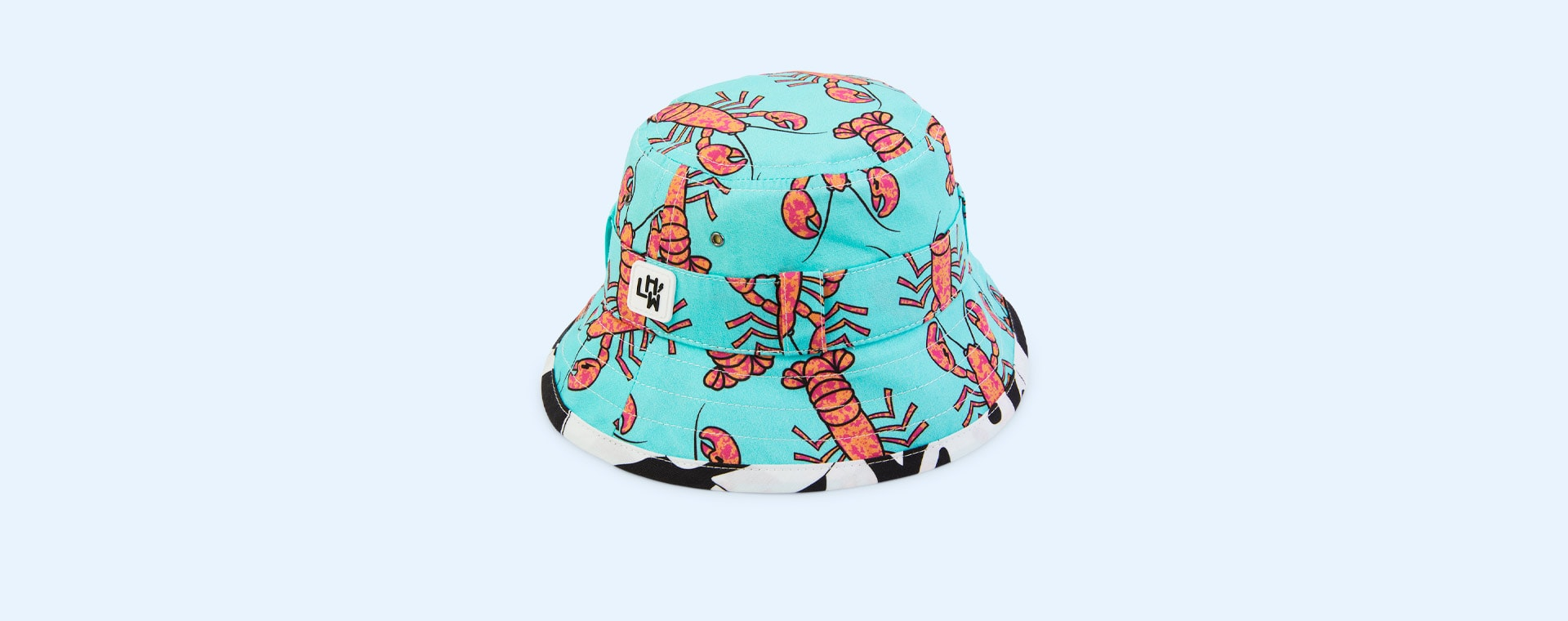 Lobster Little Hotdog Watson The Adventurer Bucket Hat