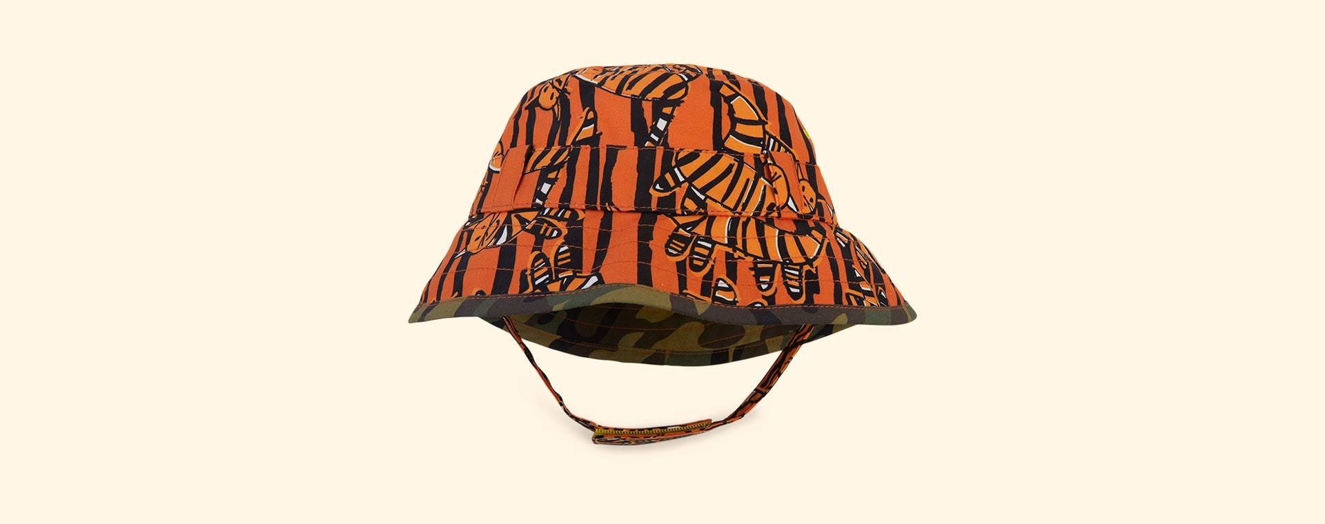 Tiger King Little Hotdog Watson The Adventurer Bucket Hat