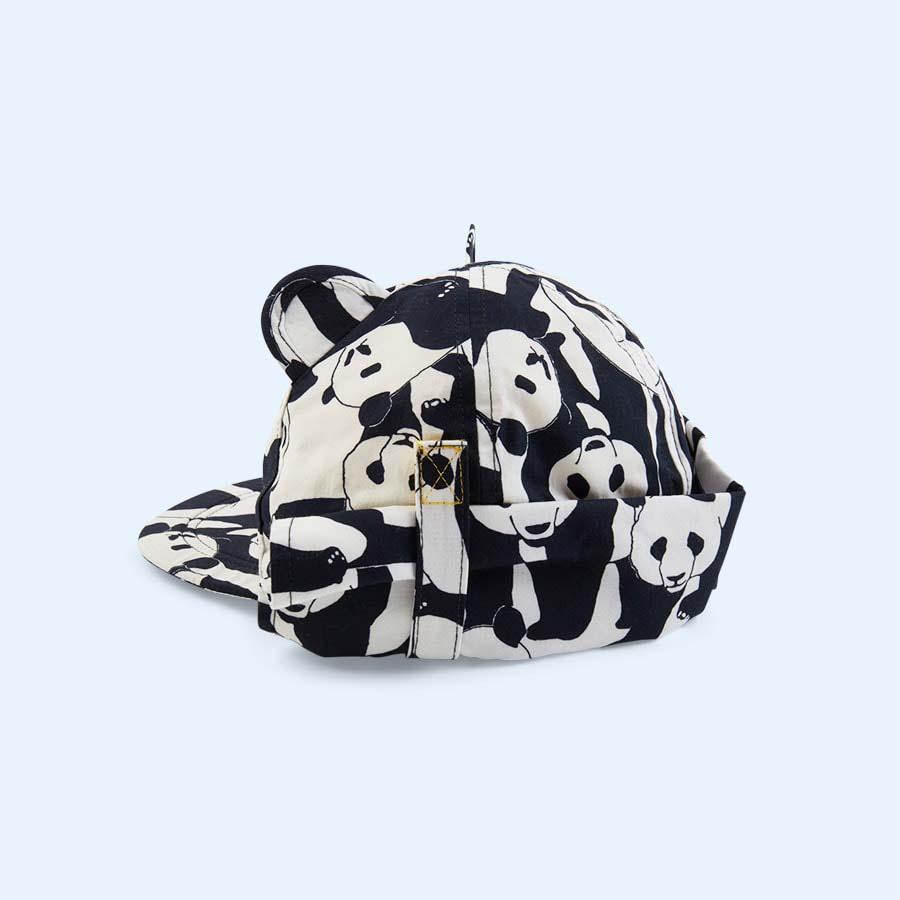 Panda Pop Little Hotdog Watson The Cub Baseball Hat