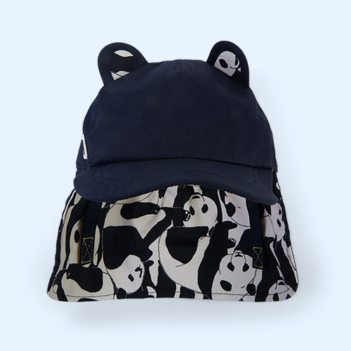 Navy Little Hotdog Watson The Cub Baseball Hat