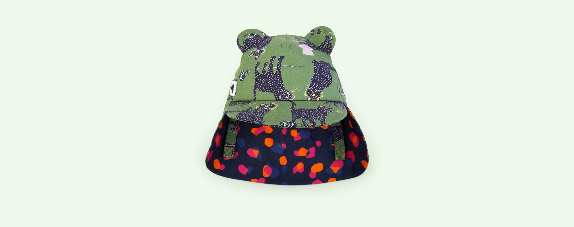 Sophisticat Little Hotdog Watson The Cub Baseball Hat