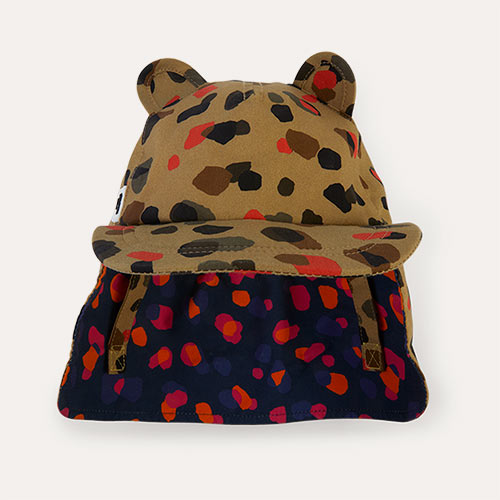 Leopard Neutral Little Hotdog Watson The Cub Baseball Hat