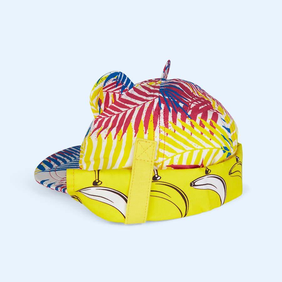 Tropical Little Hotdog Watson The Cub Baseball Hat