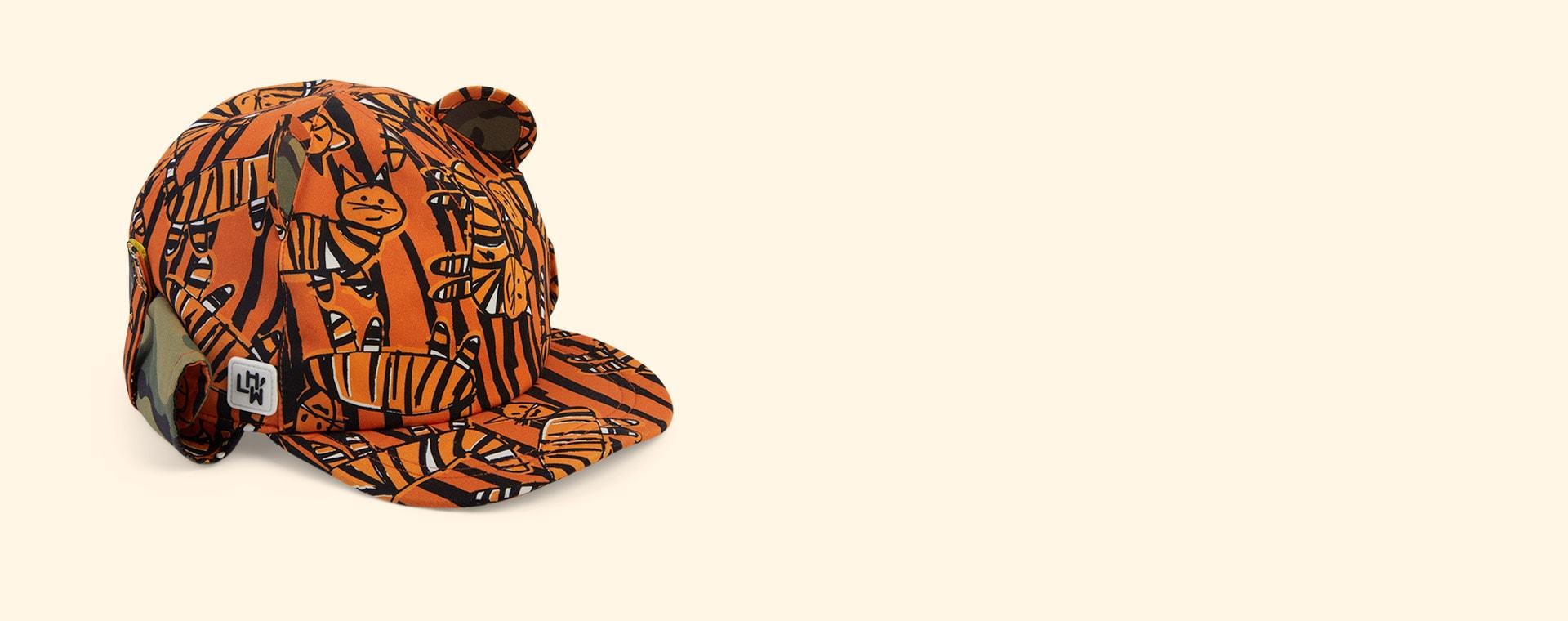 Tiger King Little Hotdog Watson The Cub Baseball Hat