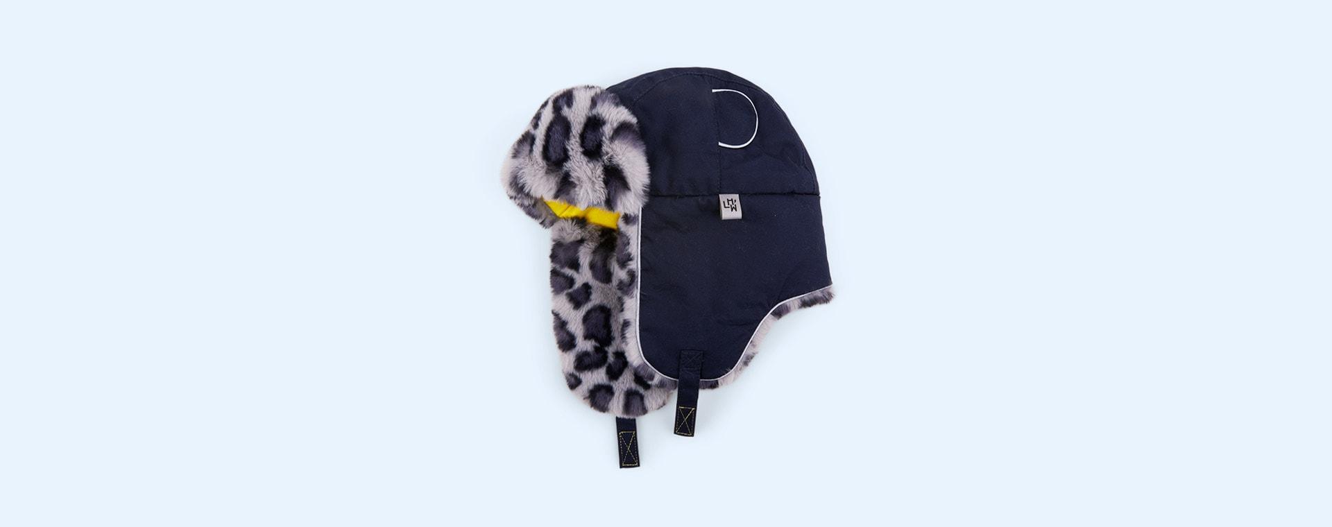 Navy Little Hotdog Watson The Arctic Cub Hat
