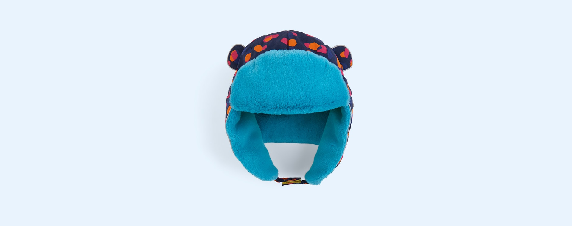Navy Kin Little Hotdog Watson The Arctic Cub Hat