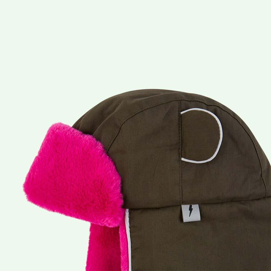 Khaki Little Hotdog Watson The Arctic Cub Hat
