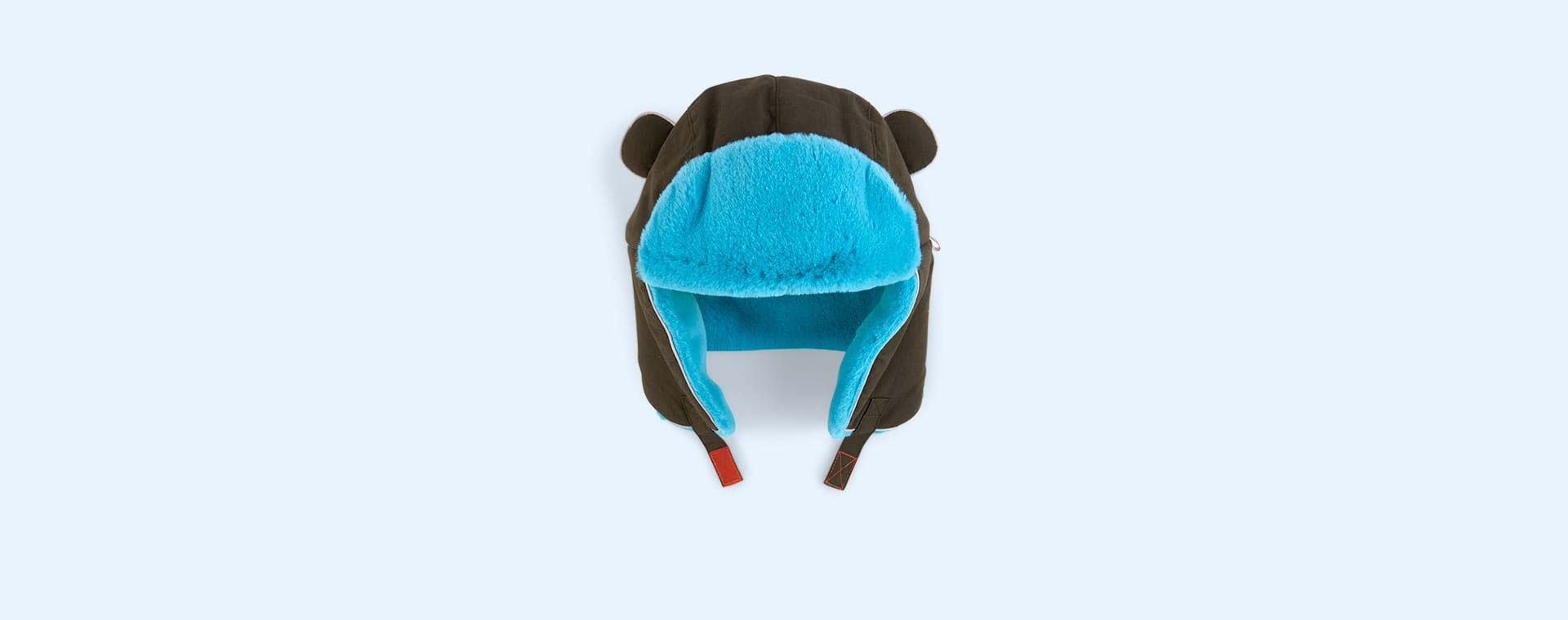 Turquoise Little Hotdog Watson The Arctic Cub Hat
