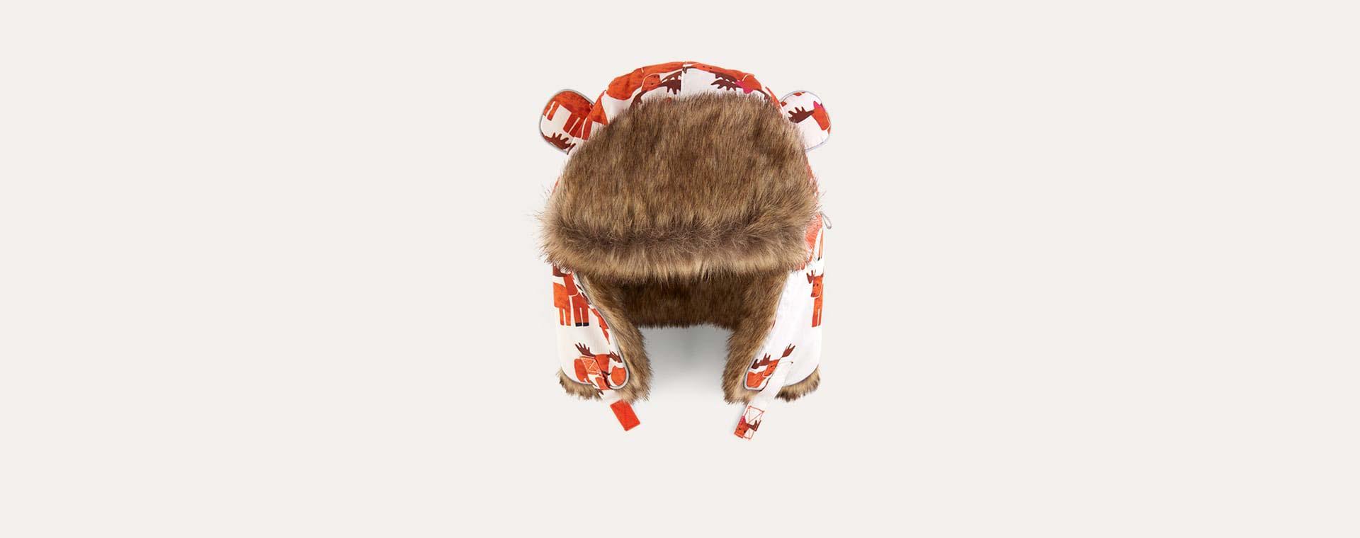 Moose Wave Little Hotdog Watson The Arctic Cub Hat