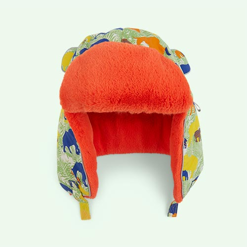 Ele Folk Little Hotdog Watson The Arctic Cub Hat