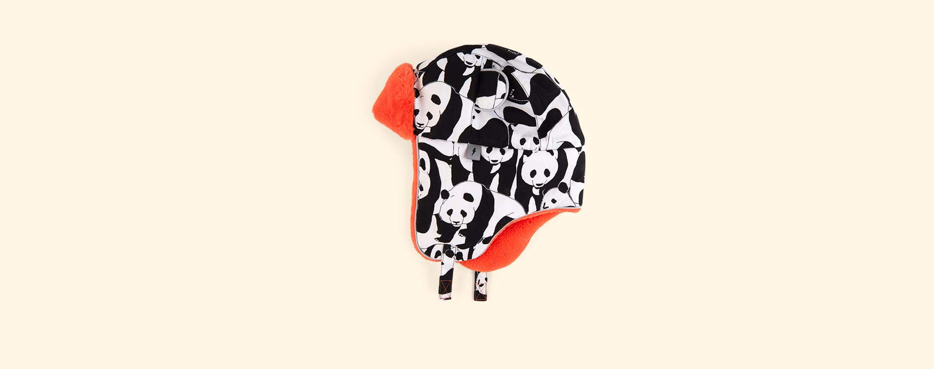 Panda Pop Little Hotdog Watson The Arctic Cub Hat