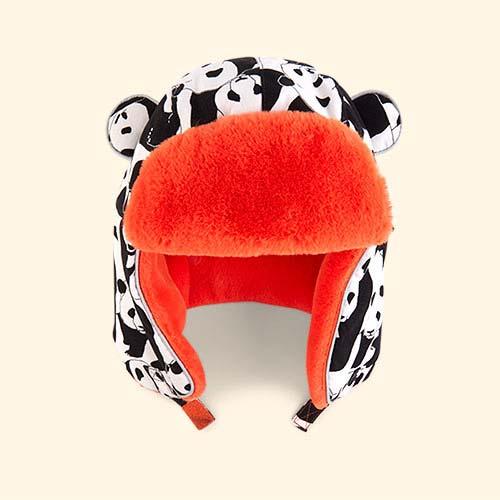 Panda Pop Little Hotdog Watson The Arctic Cub Hat