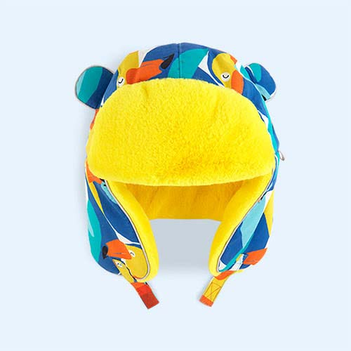 Toucan Play Little Hotdog Watson The Arctic Cub Hat