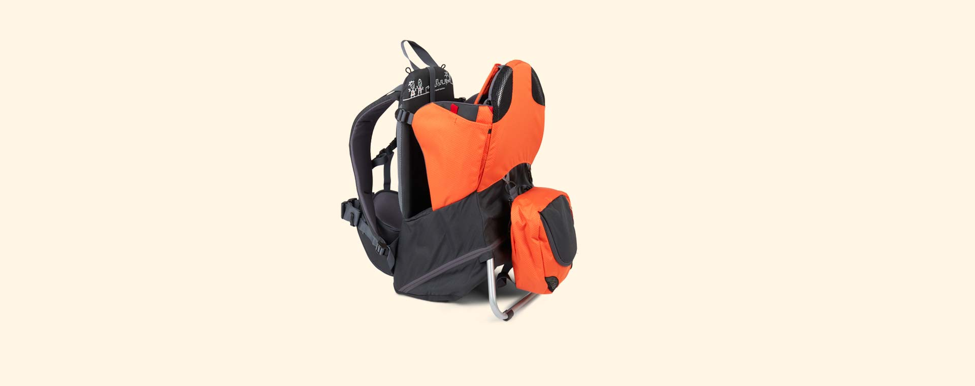 0a293d6fe30 Phil Teds Parade Backpack Baby Carrier