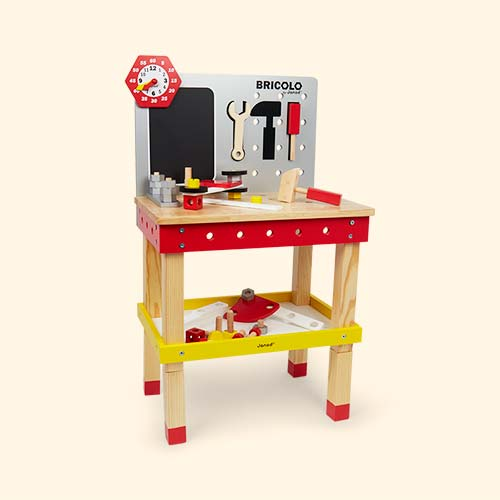 Multi Janod DIY Giant Magnetic Workbench