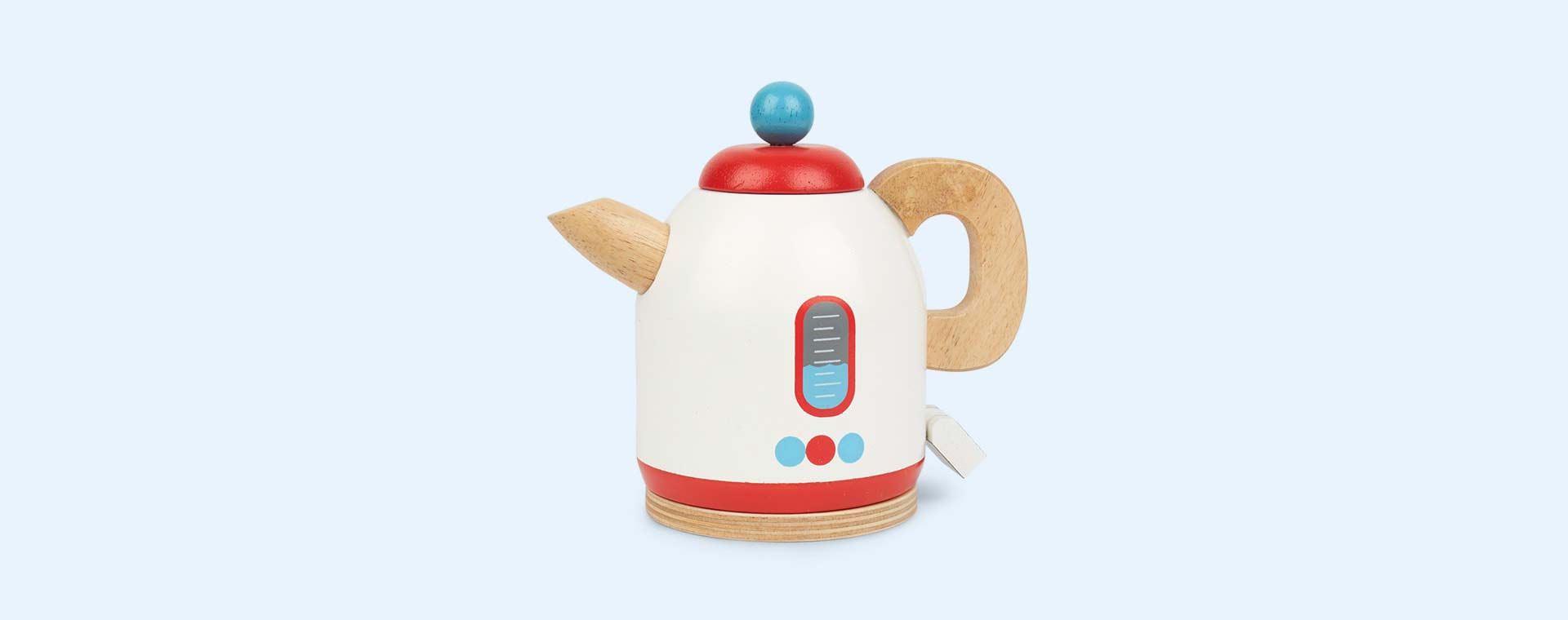 White Bigjigs Kettle