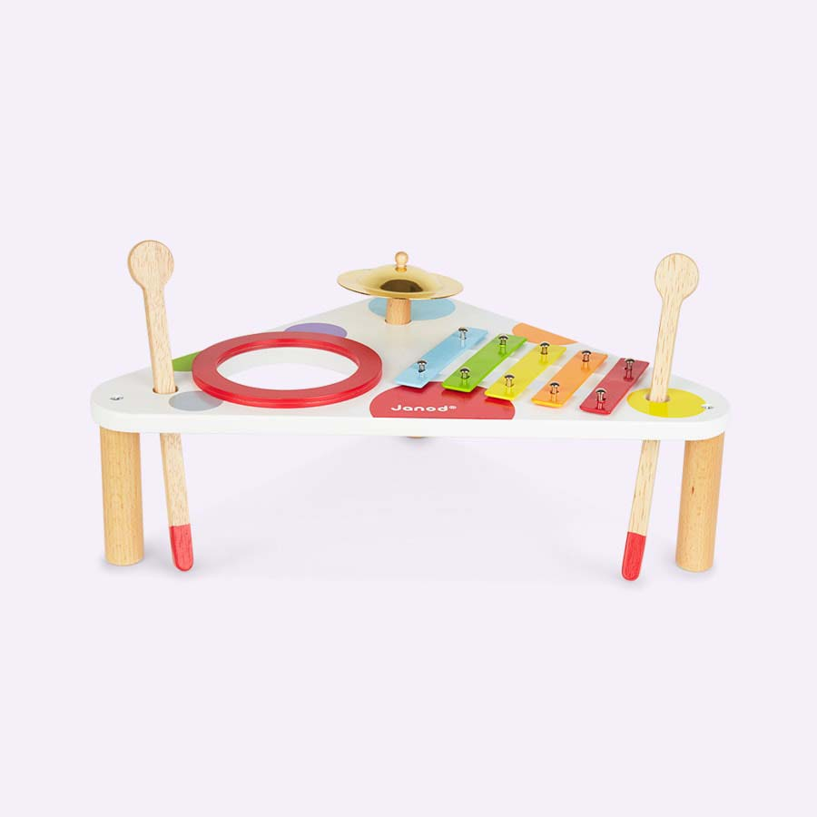 Multi Janod Confetti Musical Table