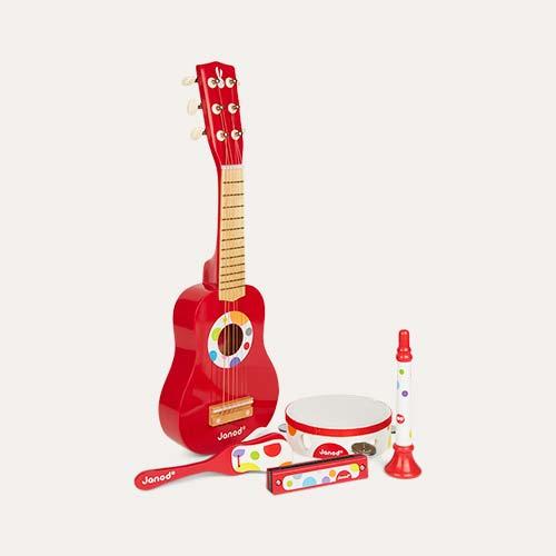 Multi Janod Confetti ' Music Live' Musical Set