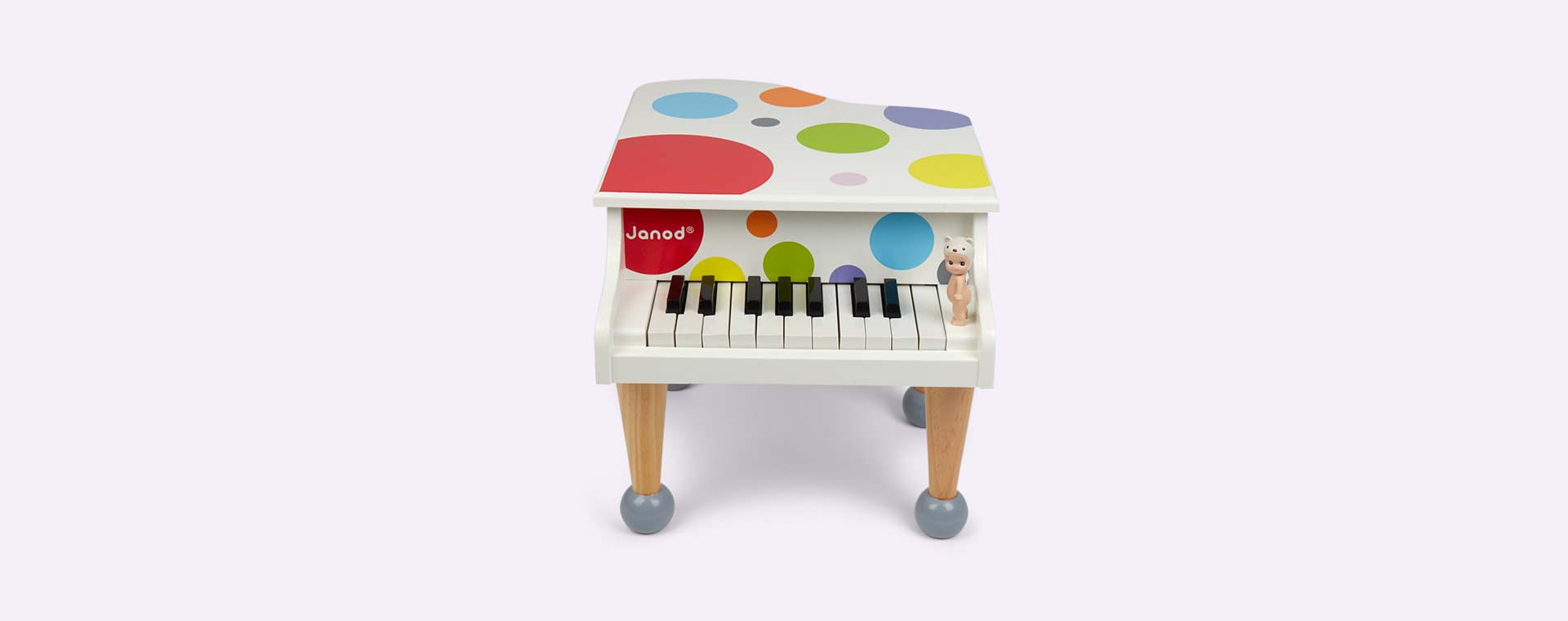 Multi Janod Confetti Grand Piano
