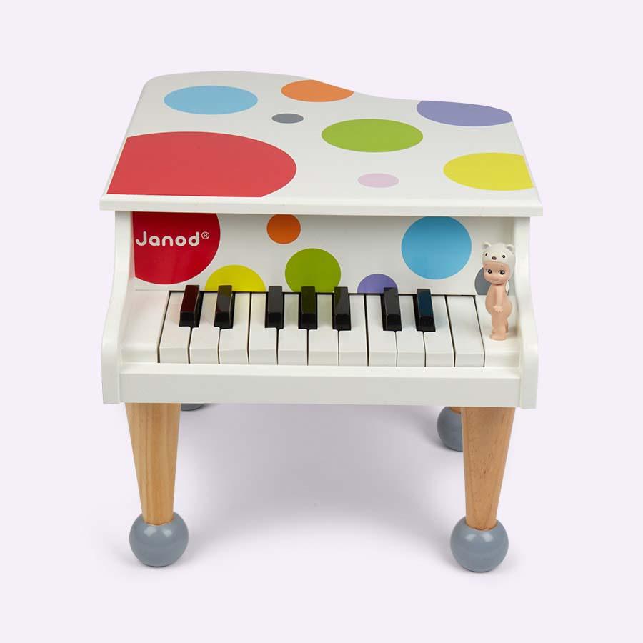 Multi Janod Confetti Grand Piano