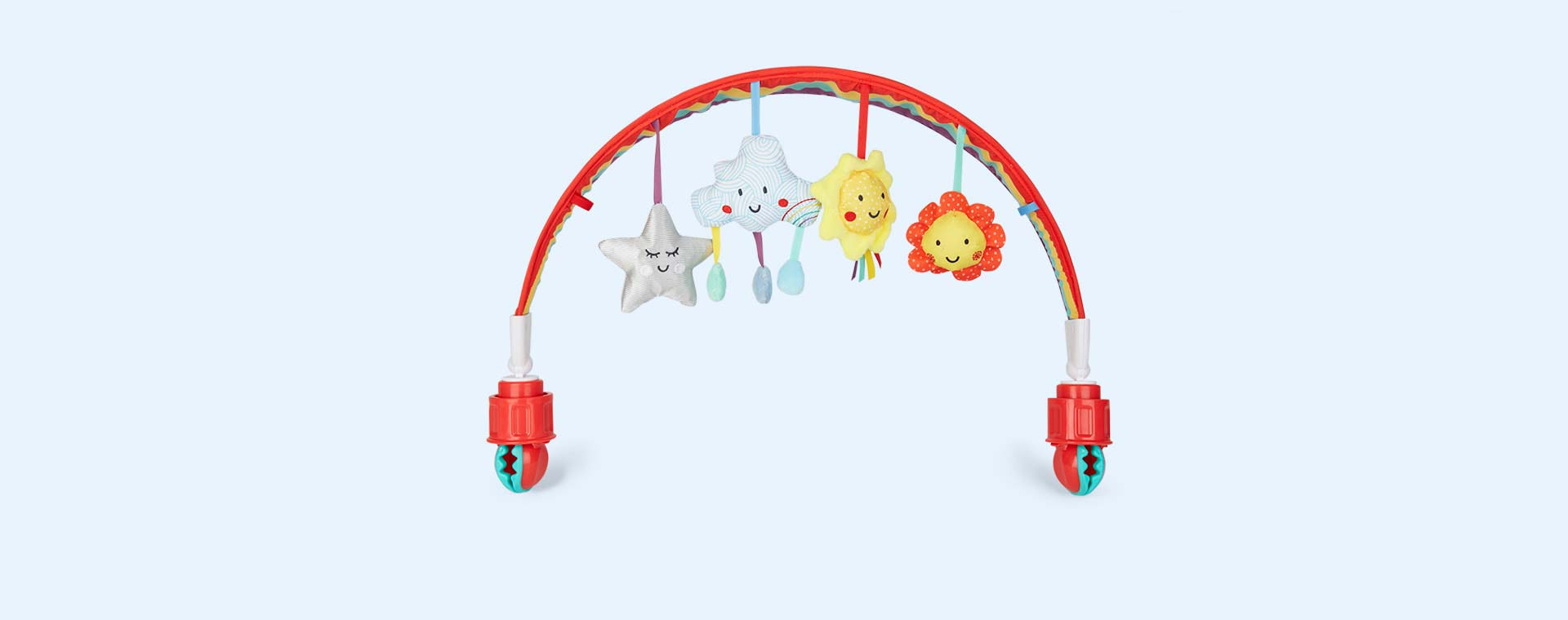 Multi East Coast Nursery Say Hello Stroller Arch