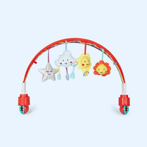 Multi East Coast Nursery Say Hello Stroller Arch