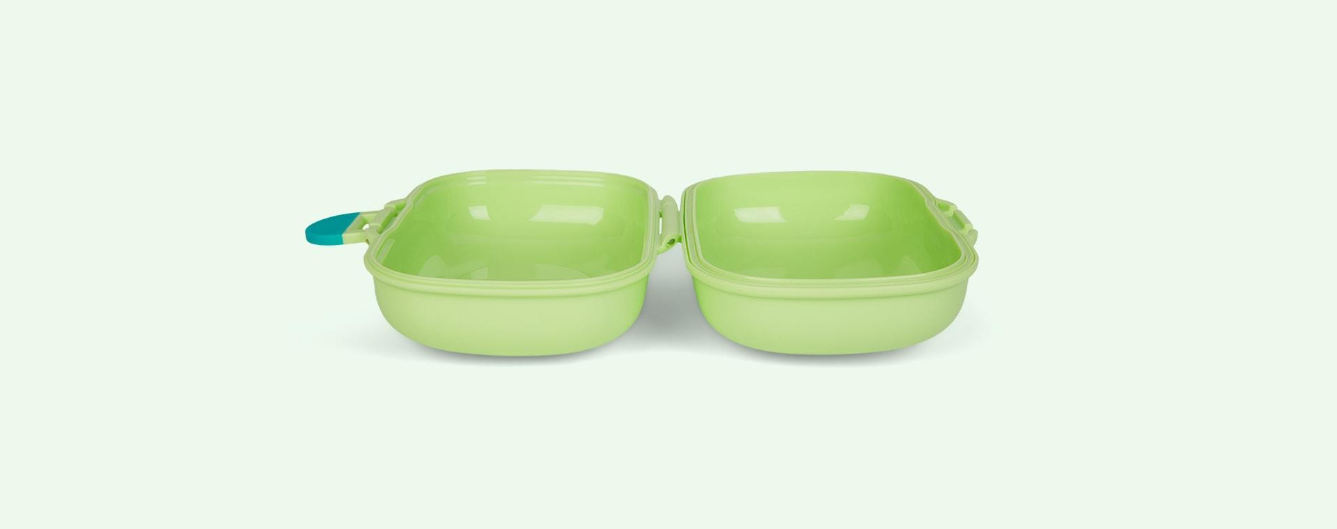 Green Apple monbento Gram Snack Box