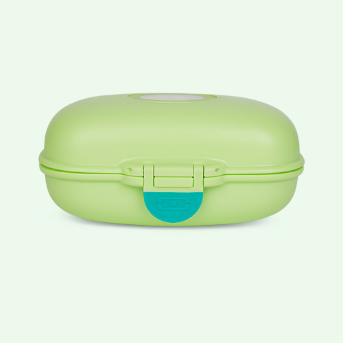 Green Apple monbento Gram Snack Box