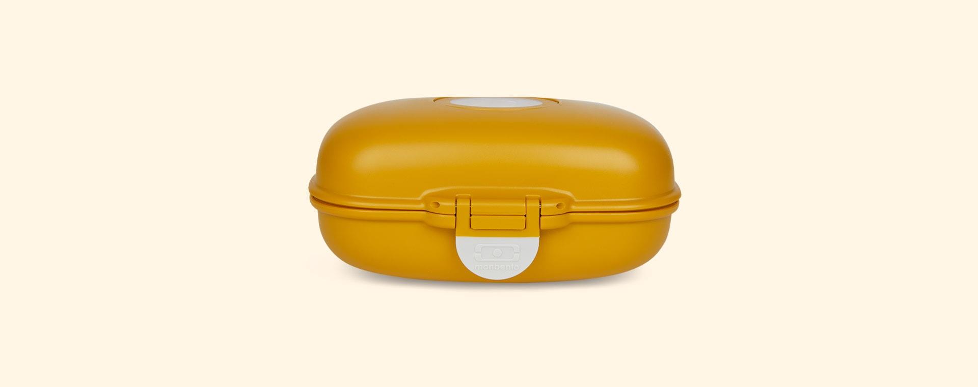 Mustard monbento Gram Snack Box