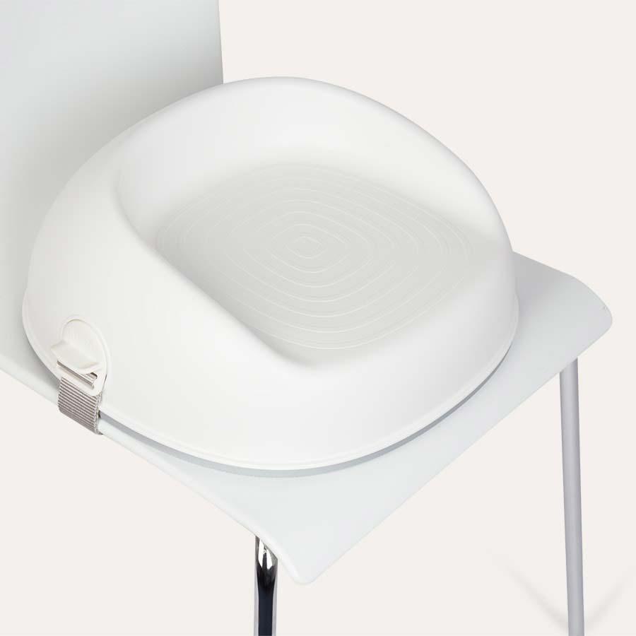 White BabyBjorn Kitchen Booster Seat