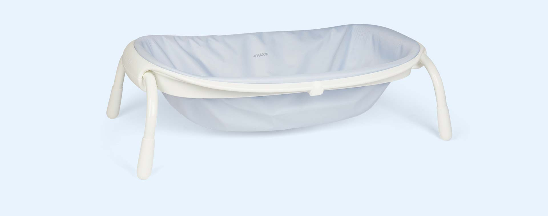 Blue Beaba Compact Foldable Bath