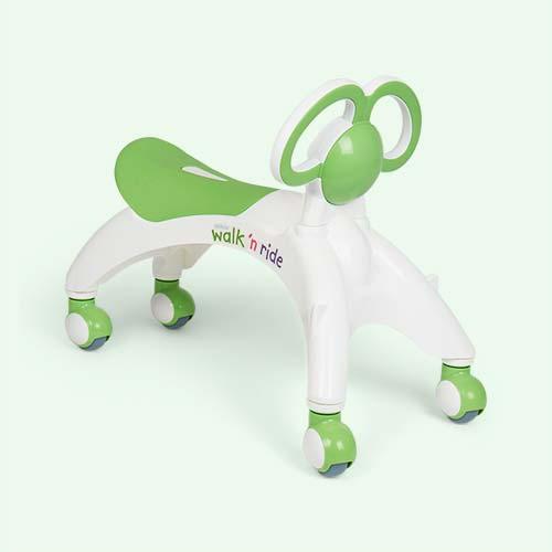 Green Didicar Walk n Ride