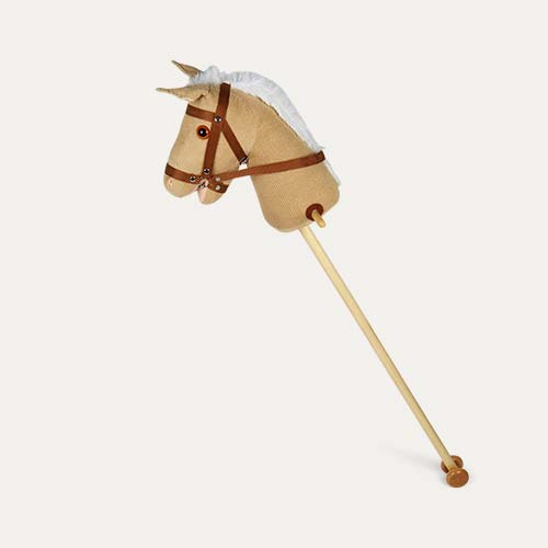 Neutral Bigjigs Cord Hobby Horse
