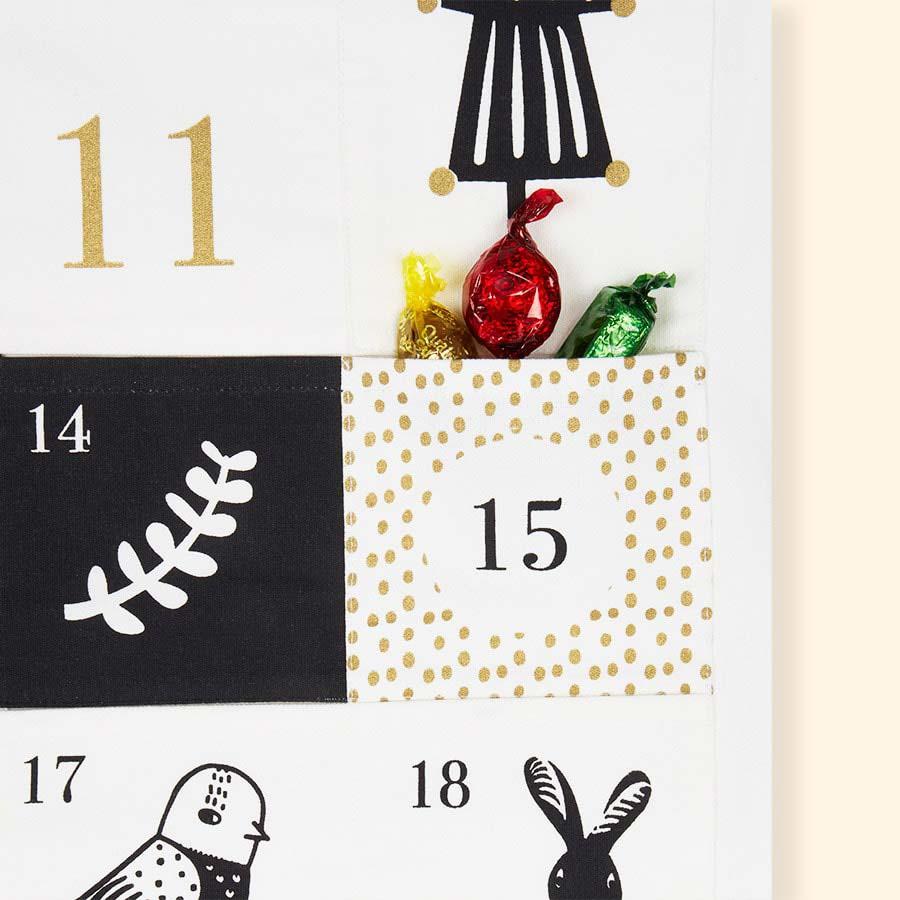 Cream Wee Gallery Advent Calendar