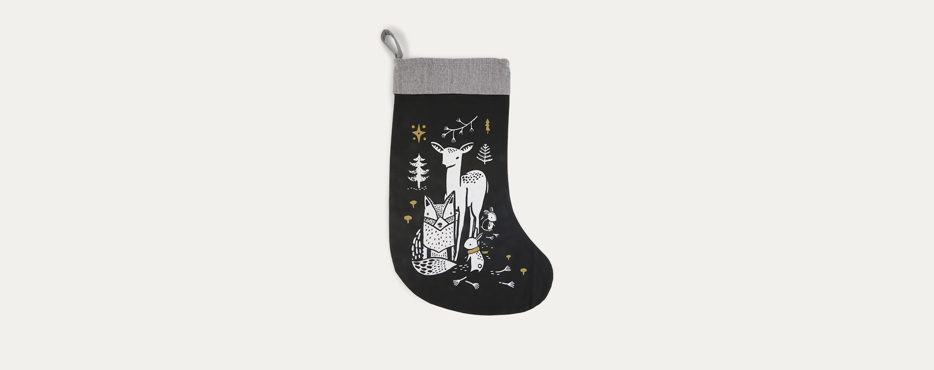 Dear and Friends Wee Gallery Christmas Stocking