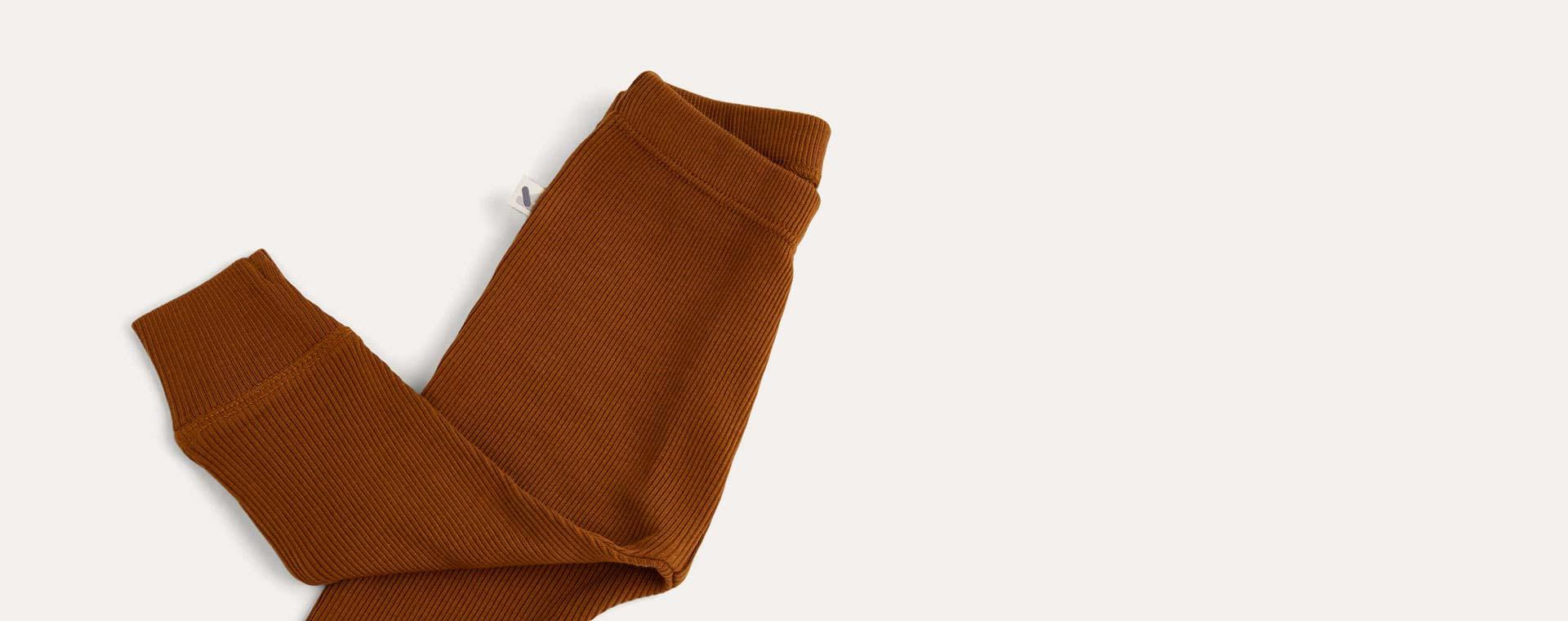 Rubber KIDLY Label Legging