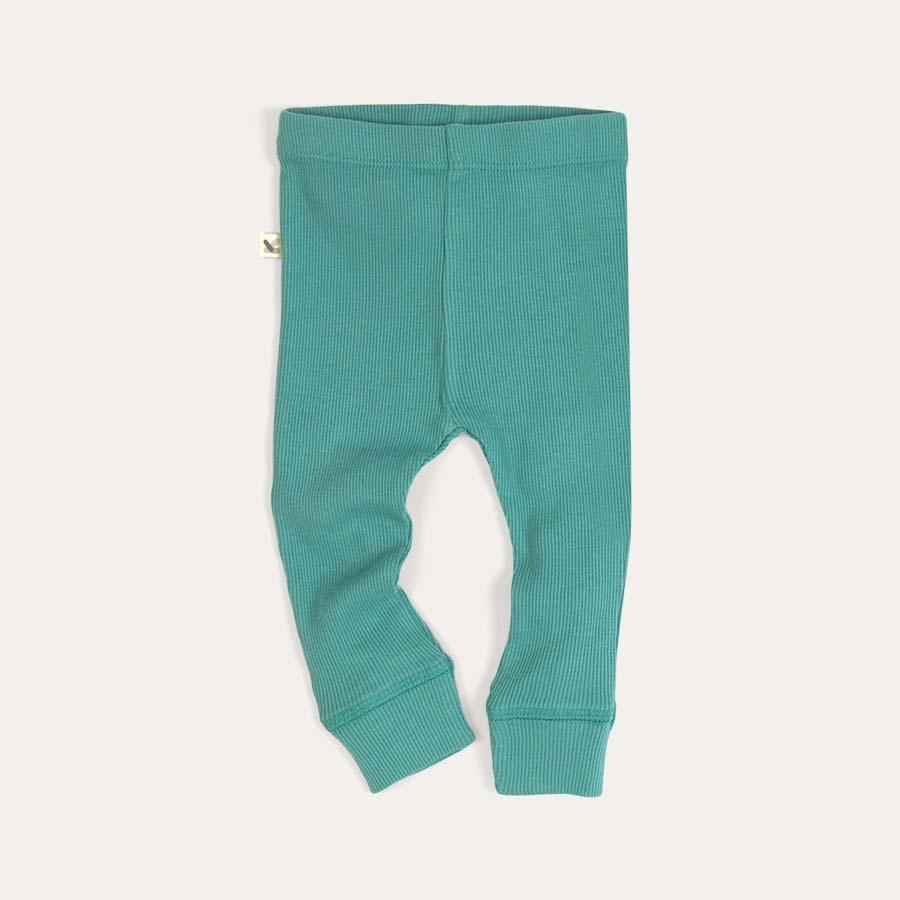 Green KIDLY Label Legging