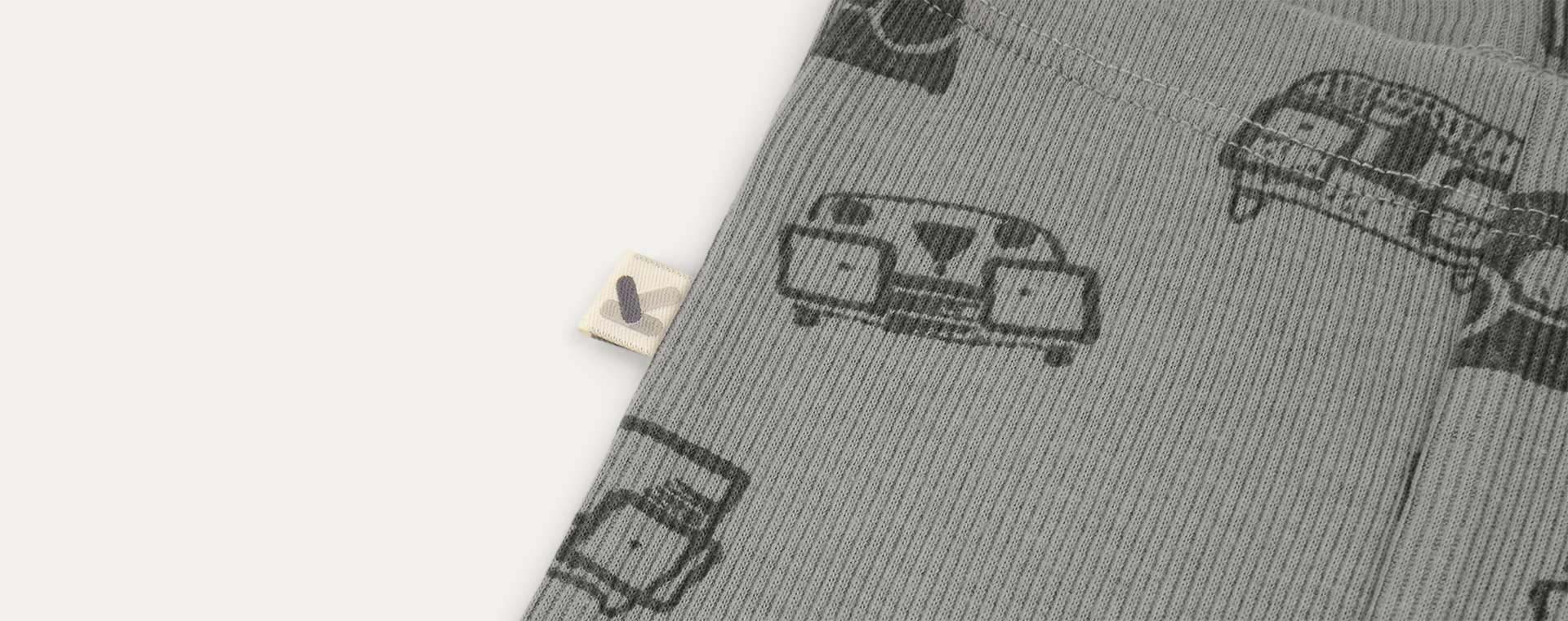 Neutral KIDLY Label Printed Legging