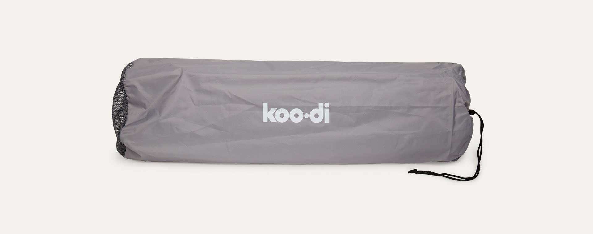Grey Koo-di Deluxe Foldaway Playpen