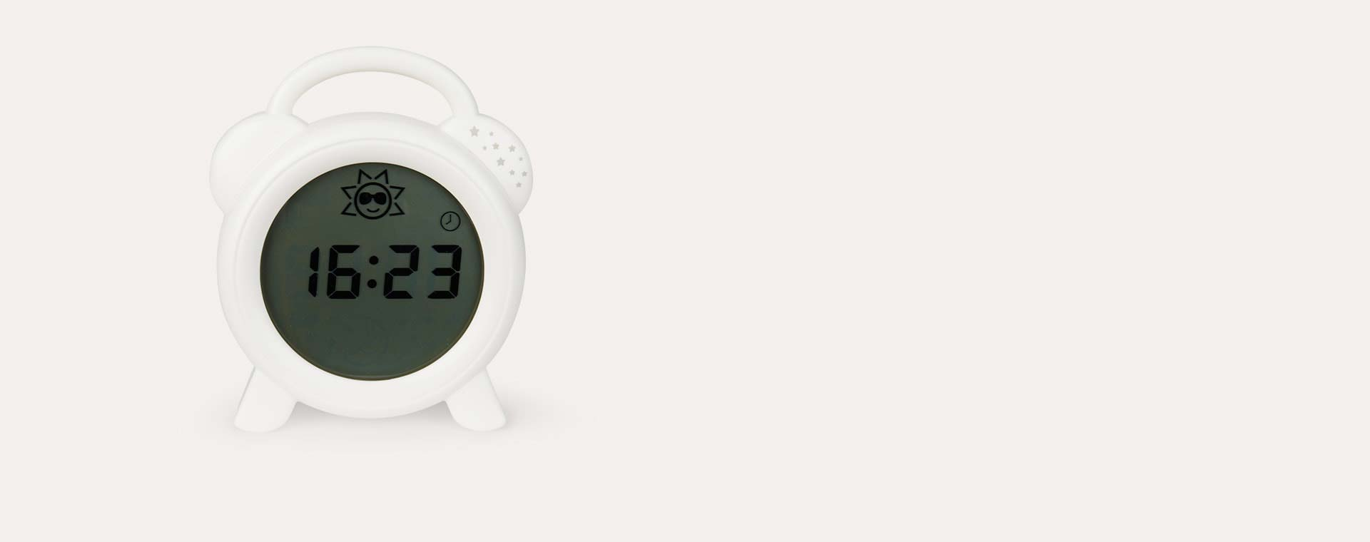White PurFlo PurFlo Snoozee Sleep Trainer & Clock