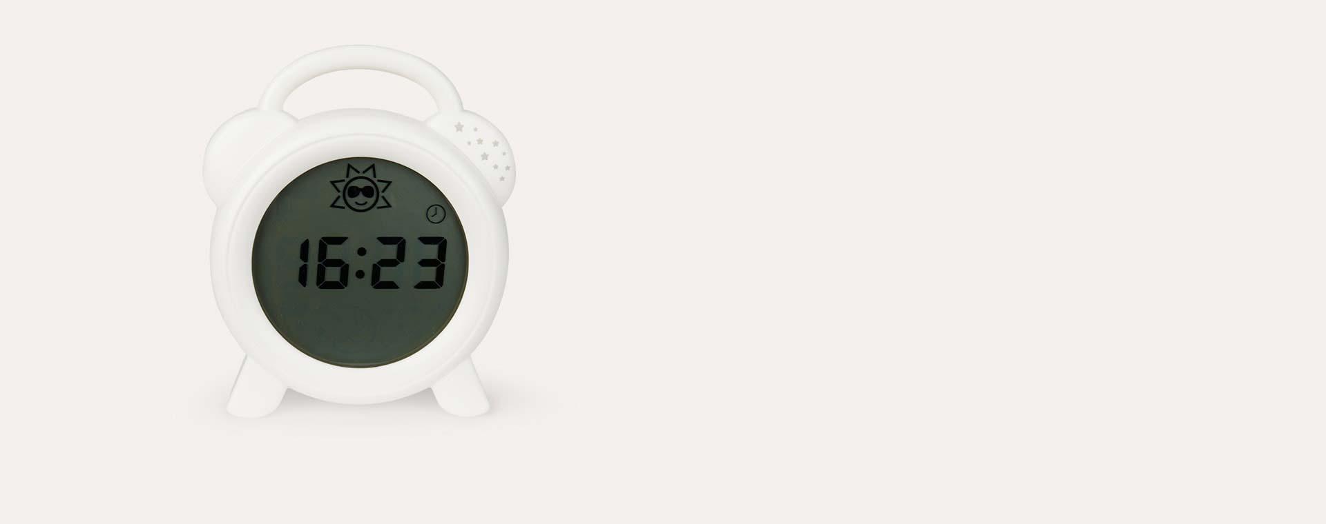 White PurFlo PurFlo Snoozee Sleep Trainer & Clock