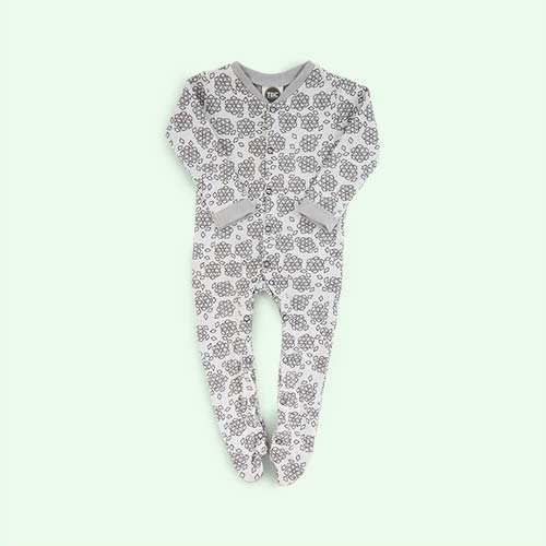 Snoflinga The Bright Company Monty Sleepsuit