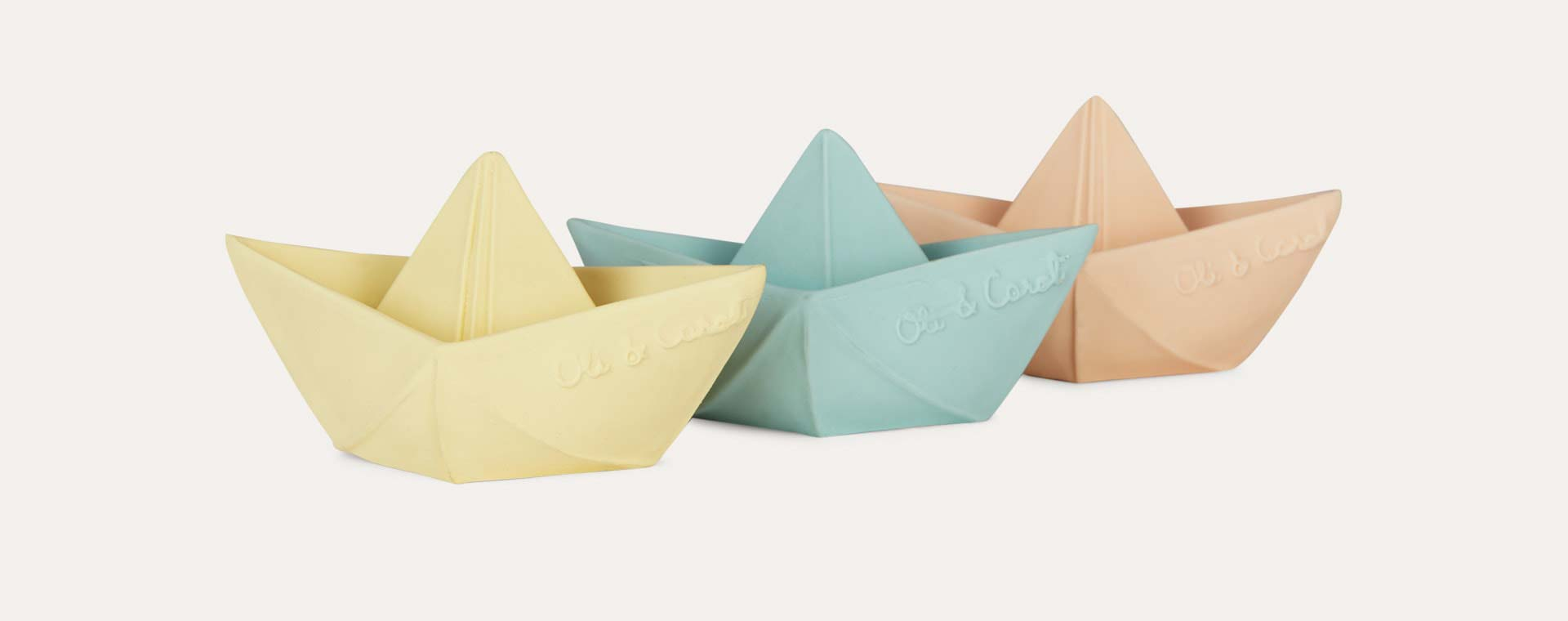 Buy The Oli Carol Origami Boat Bath Toy Tried Tested By KIDLY