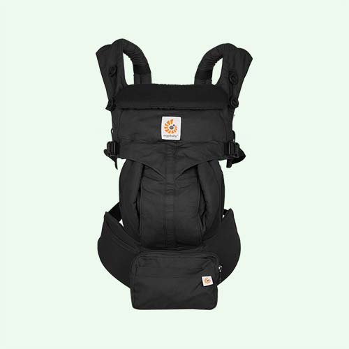 Black Ergobaby Omni 360 Carrier