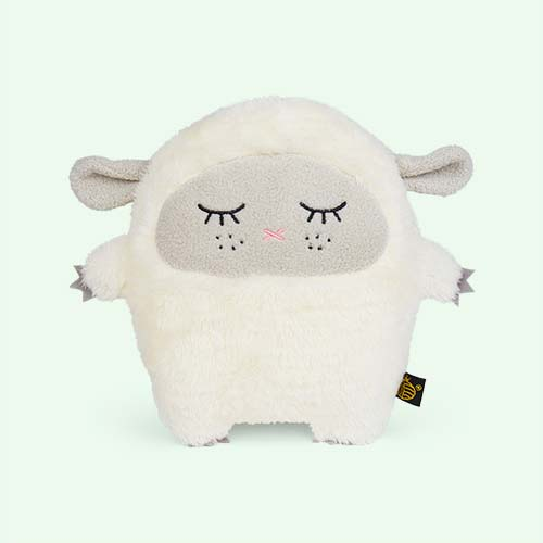 White Noodoll Ricewool Luxe Toy