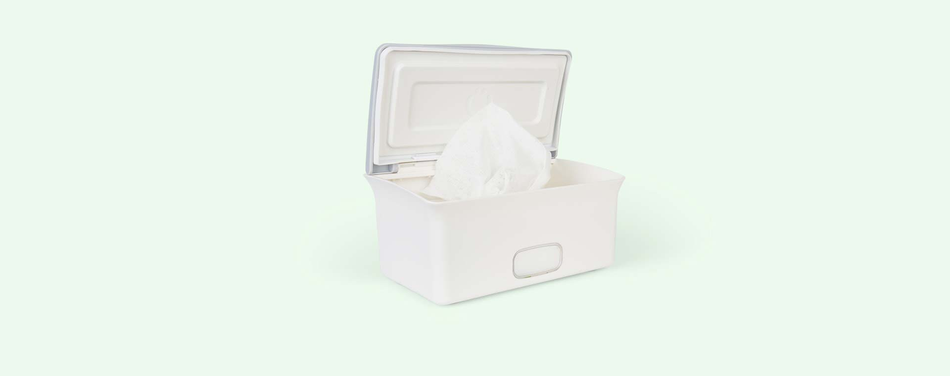Grey ubbi Wipes Dispenser