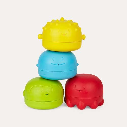 Multi ubbi Squeeze 'n Switch Bath Toys